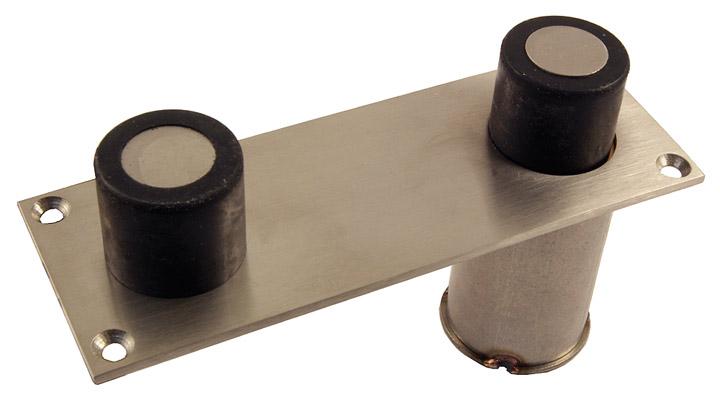 Image of 316 Stainless Steel Dual Door Stop and Door Holder