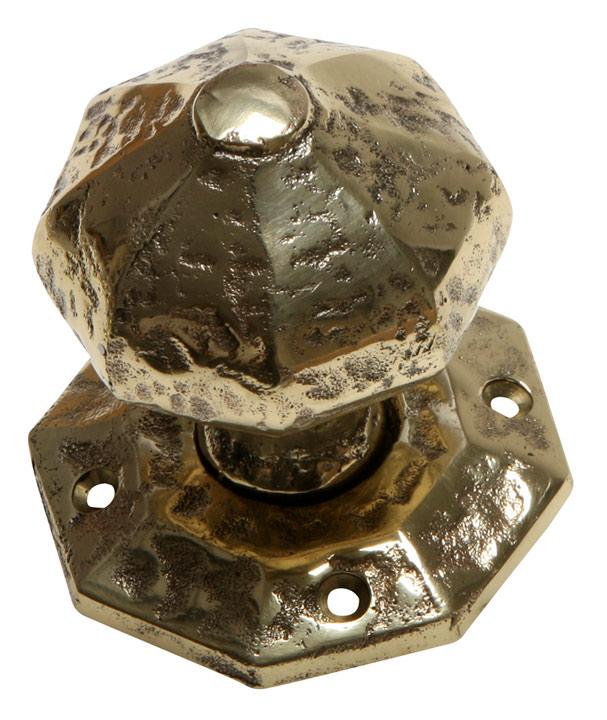 Antique Cast Brass Range Interior Door Knobs 57mm 3056 Glityselinas