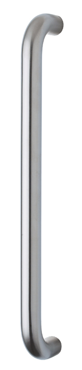 Image of Grade 316 Stainless Steel 19x150mm Rear Fix Pull Handle