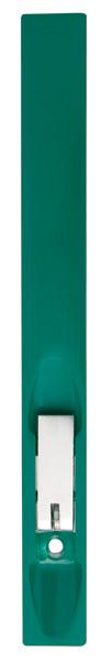 Image of Colour Coated 19x200mm Flush Door Bolt