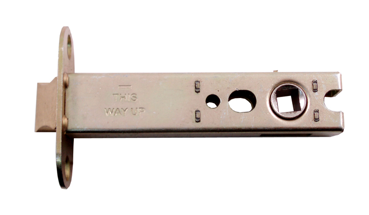 Image of HD Tubular Door Latch 100mm