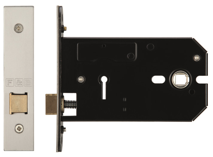 Image of Horizontal Latch Stainless
