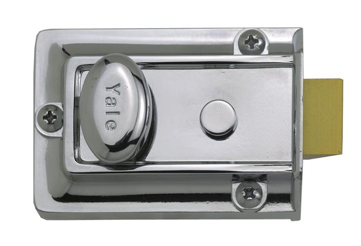 Yale Lock Polished Chrome 77 Review
