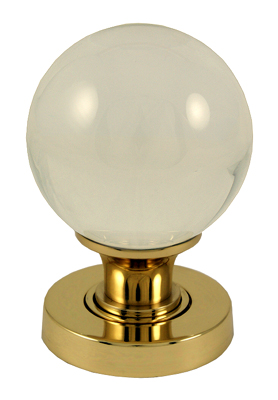 Glass Ball Knob