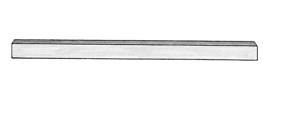 Plain Spindle