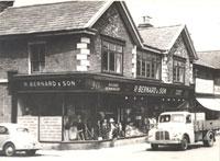 Bernards in 1955