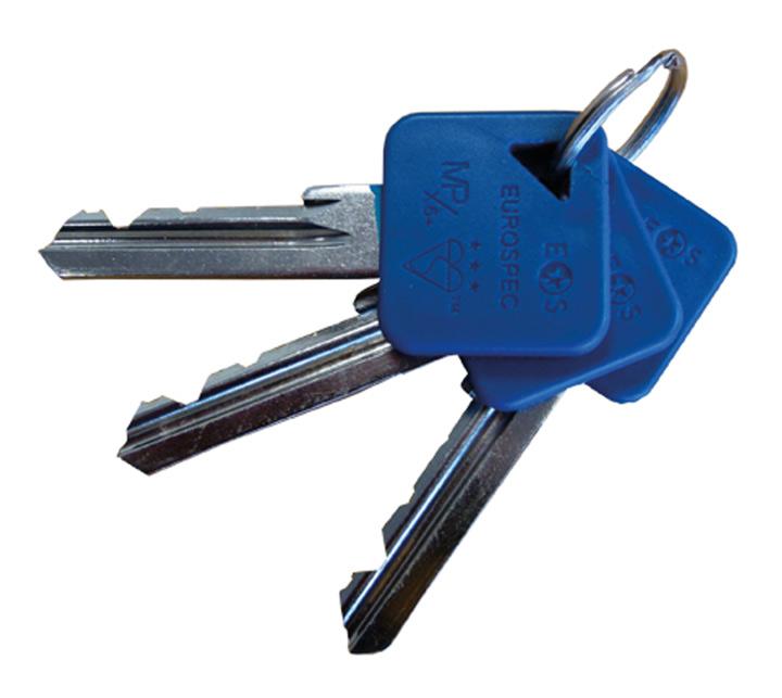 Cylinder Keys