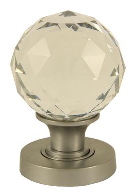 Glass Cut Knob