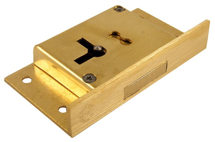 Cut Cupboard Lock
