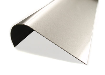 Stainless Bullnose Threshold