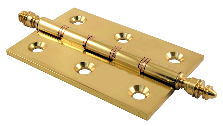 Brass Finial Hinge