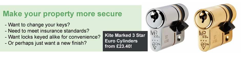 Euro Cylinders