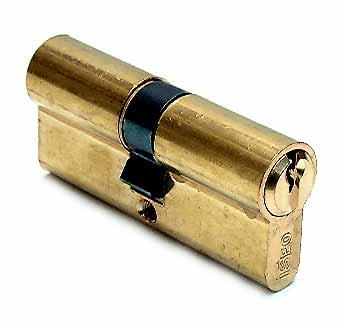 Double Key Cylinder