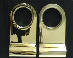 Brass Comparison Cylinder Pull