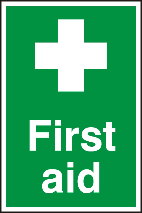Image of Notice First Aid
