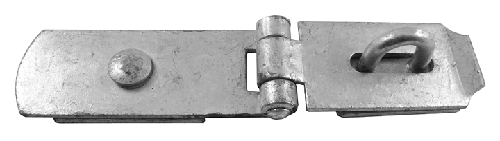 Image of Swivel Padock Bar Spelter Galvanised