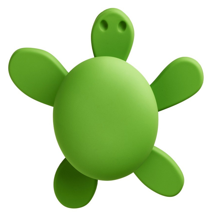 Image of Green Turtle Cupboard Handle