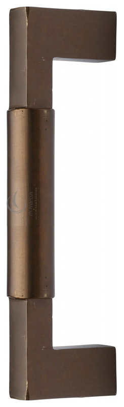 Heritage RBL346 Bronze Bauhaus Door Pull Handle 227mm