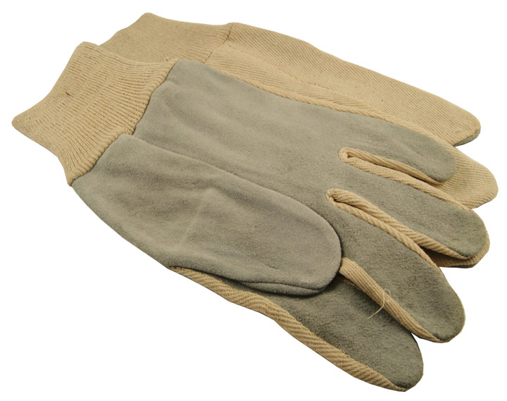 Image of Cotton Chrome Glove In Pairs