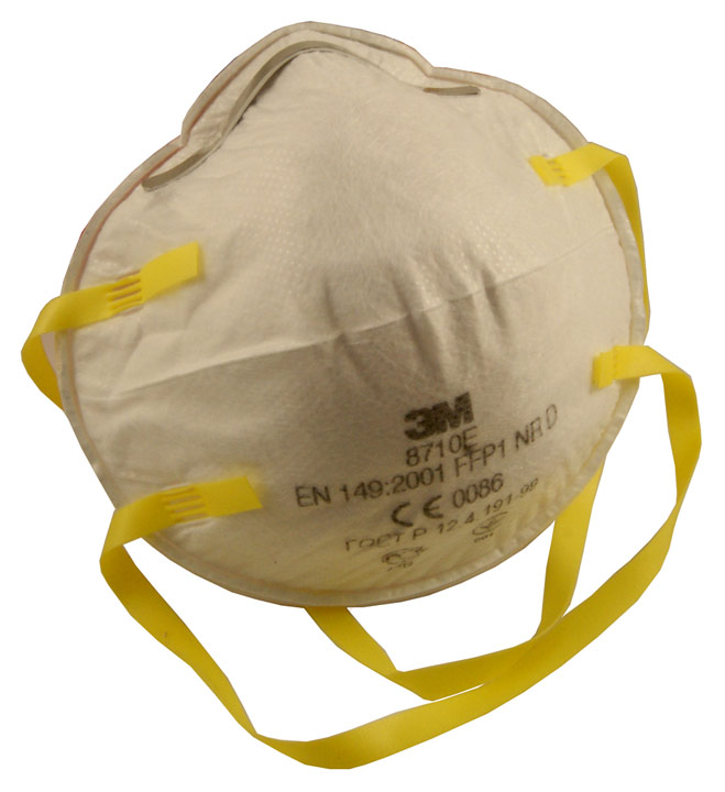 Image of Throw Away Respirator Masks