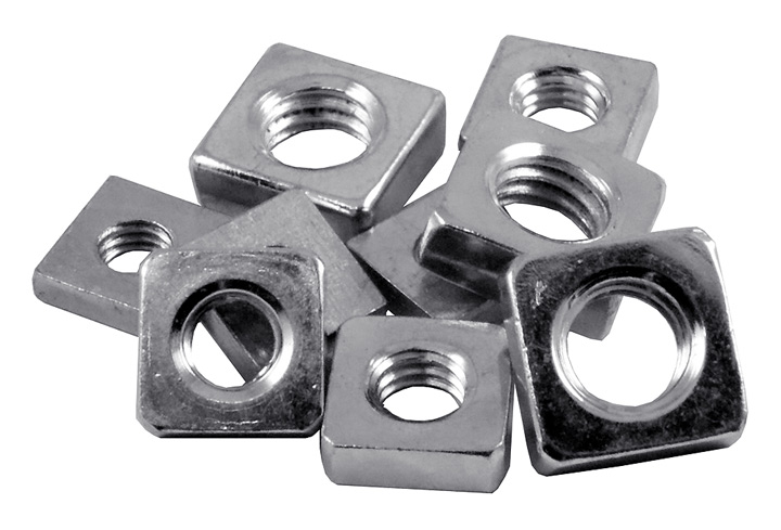 Pack of 10 Roofing Nuts ZP